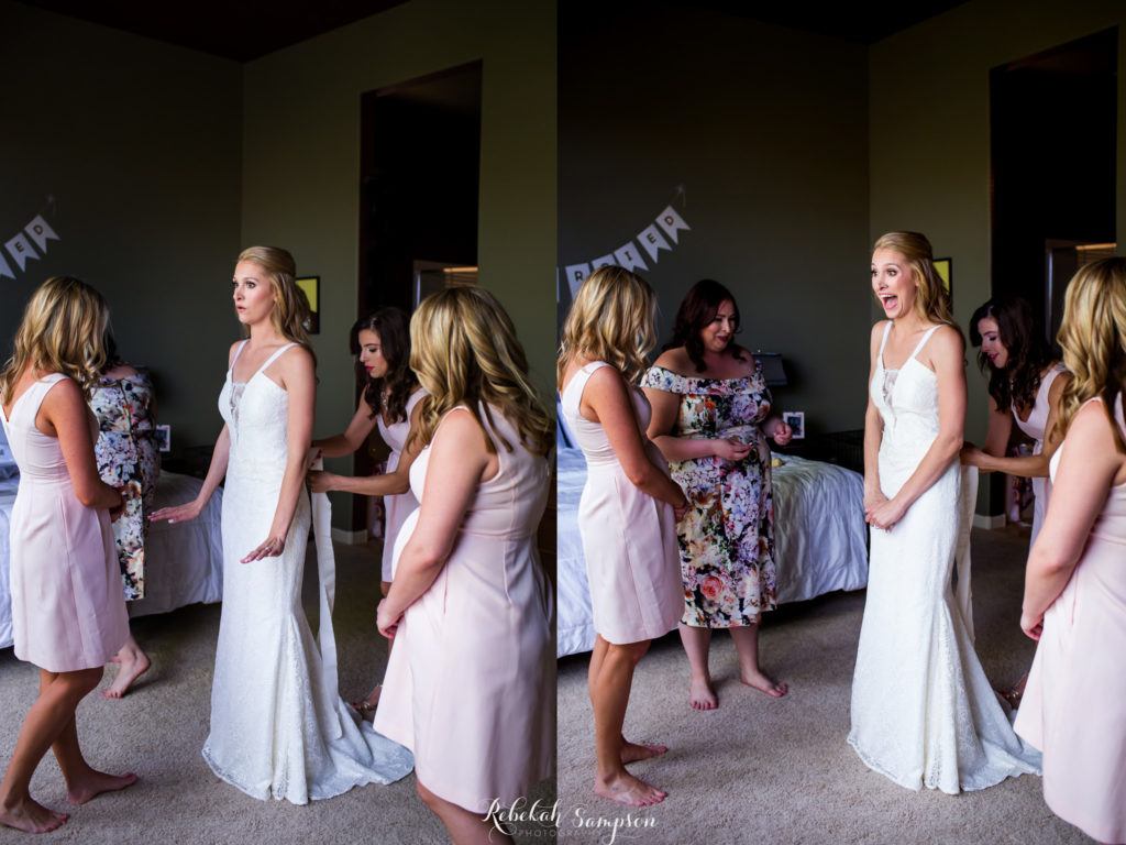 rebekah sampsonphotography | desert foothills wedding