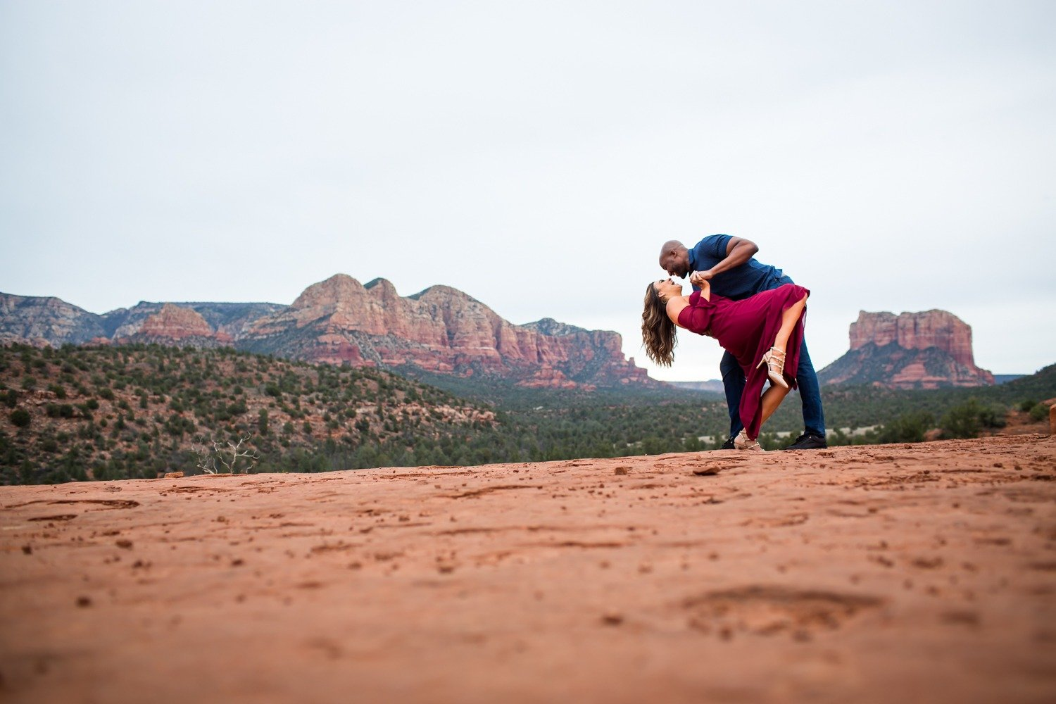 Sedona arizona engagement photos, Cathedral Rock Arizona Wedding, Arizona engagement photographer, northern arizona wedding photographer, documentary wedding photographer