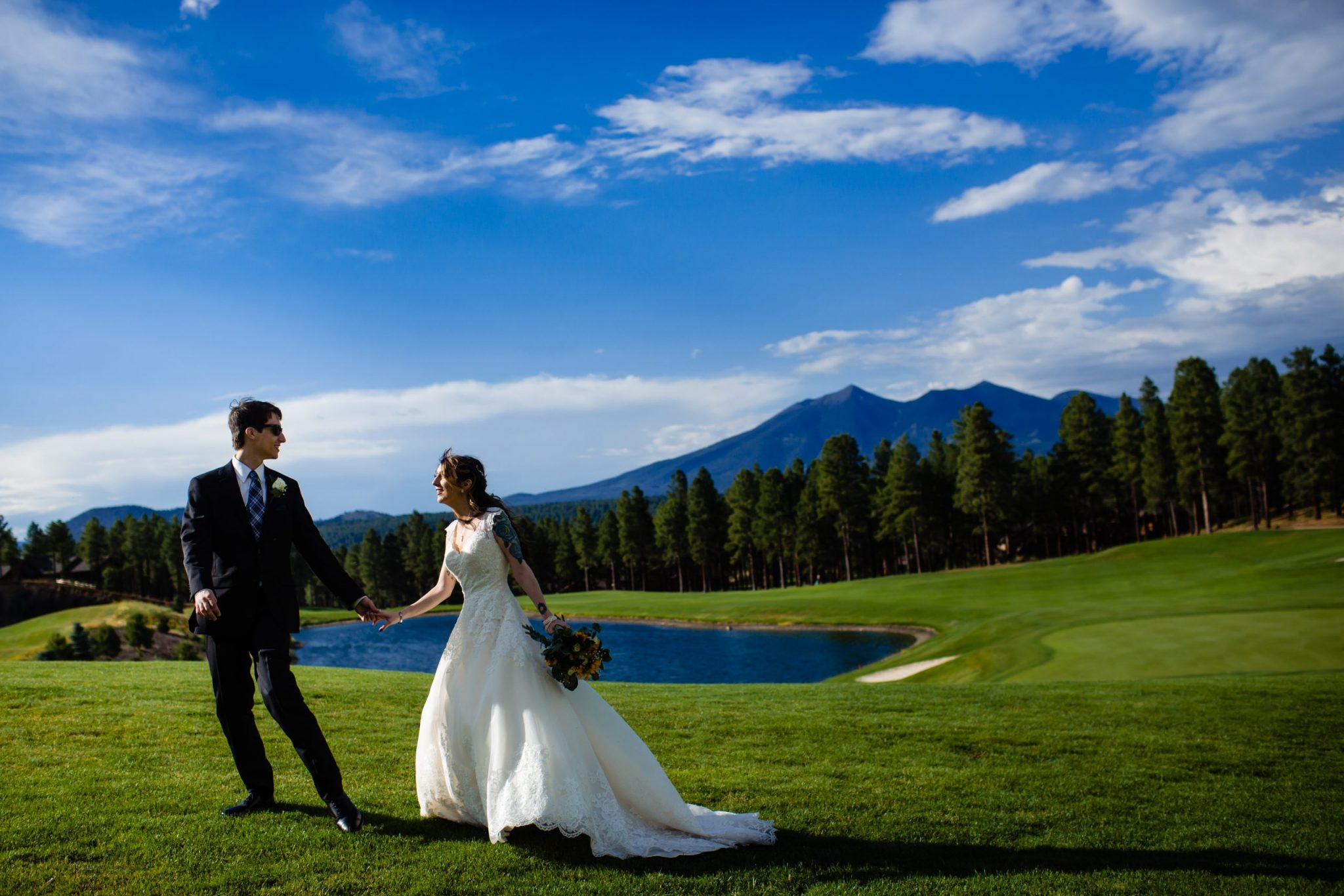 Flagstaff Ranch Wedding, Arizona wedding photographer, northern arizona wedding photographer, documentary wedding photographer
