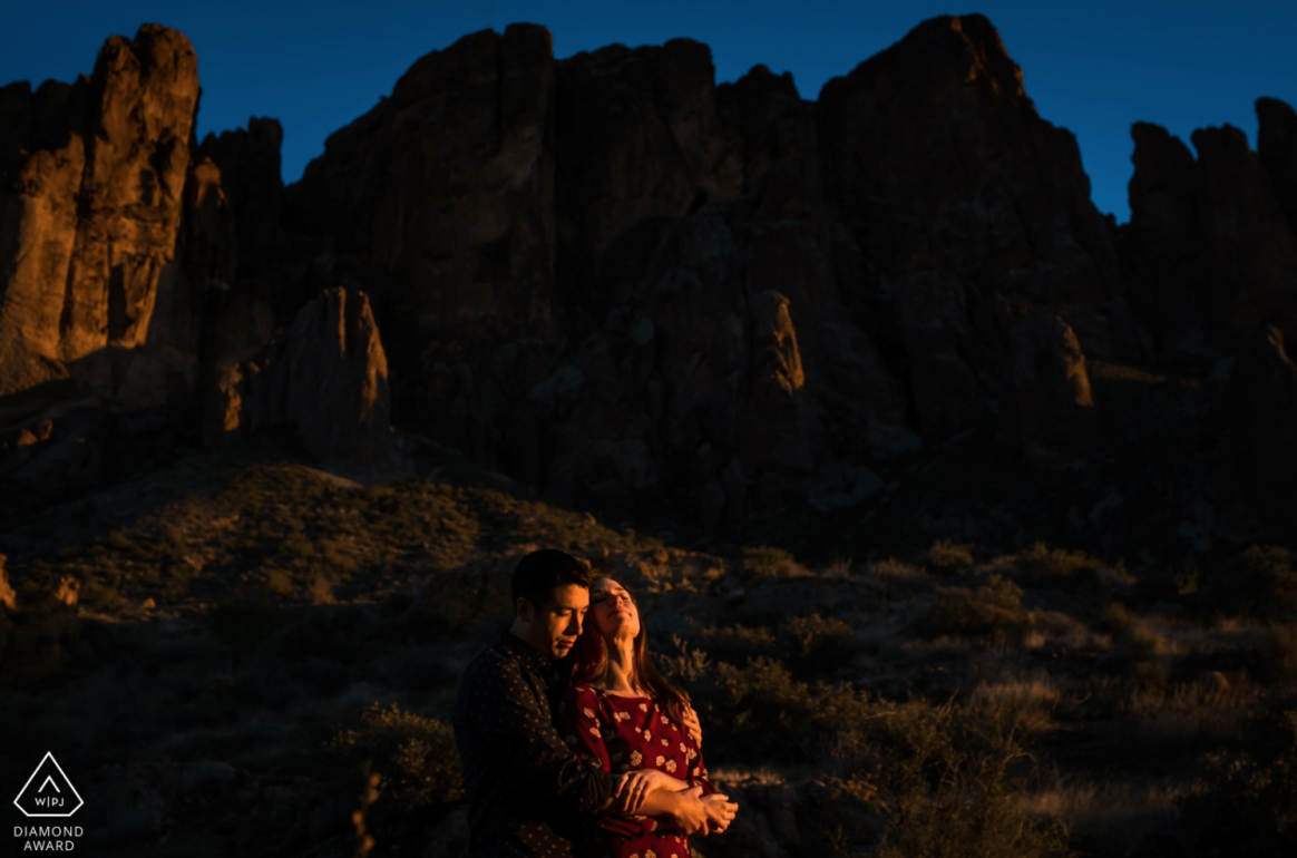 arizona engagement photos, Lost Dutchman Arizona Wedding, Arizona engagement photographer, northern arizona wedding photographer, documentary wedding photographer